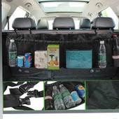 Органайзер для багажника автомобиля подвесной 107*31см.