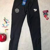 ♥️Новые Фирменные футбольные штаны Dryworld♥️на мальчика 8лет, 122-128см