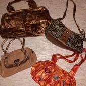 лот18......4 сумки новые забираем