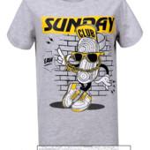 Суперовые футболки glo-story 134, ,р. Отличного качества