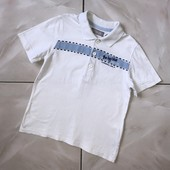 Стоп ,классная❤ Фирменная(Испания) коттоновая футболочка /поло для мальчика,3 года❤ Много лотов!