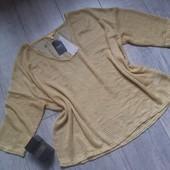 Классная блуза в сетку