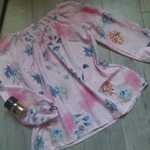 Нереально нежная блуза в цветы
