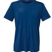 ☘ Лот 1 шт ☘ Синя футболка від Сrane (Німеччина), розмір європейський L 52/54