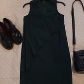 Красивое тёмно-зелёное платье ! УП скидка 10%