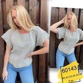 Стильные блузы с коротким рукавом