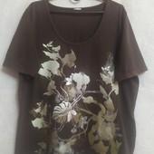 Стрейчевая женская футболка