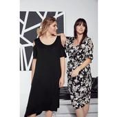 Красивое, приятное к телу платье Esmara Германия размер евро XL (48/50)