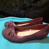 Классные туфли Intuition, разм. 3 (23,5 см внутри). Сост. отличное!