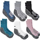 ☘ 1 пара ☘ Спортивні шкарпетки з махровою стопою від Crane (Німеччина), розмір: 39-42 сірий