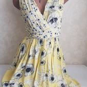 очень красивое платье zara!!! 100%вискоза!!