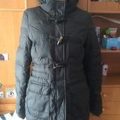 Куртка, еврозима, 50%пух+50%перо, р. M. Esprit. состояние отличное