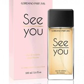 ♡Парфумированая вода Gordano Parfums See You №87 100мл  ♡