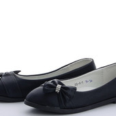 Красивые туфельки девочкам в школу