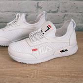 Стильные модные кроссовки Fila/Фила 36 37 40 41
