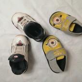 ЛоВиЛоТы! две пары обуви на ножку 12, 5 см