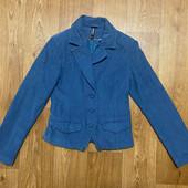 Вельветовый пиджак размер М 38/40