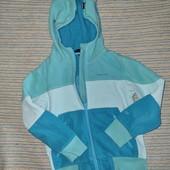 Флисовая кофта курточка ветровка  Skogstad