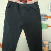 Спортивные штанишки M&S на рост 12-18 мес плотненькие
