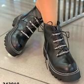 Стильные жентские ботинки!!!!