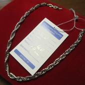 Отличный подарок! Классный серебряный браслет -серебро 925пр. Новые с биркой!Последний!