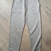 Спортивные штаны натуральная ткань,двунитка.