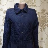 Стеганная курточка,демисезон. Пог-46 см.замеры.