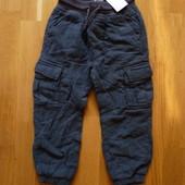 Брюки на подкладке, джоггеры для мальчика Cool club by Smyk, размер 104 см
