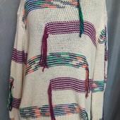 Jolio&Co интересный свитер из акрила