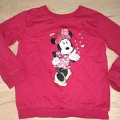 Н&М свитер на девочку 6 лет замеры на фото