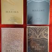 парфюмерная вода avon Maxima,maxima icon,50мл или maxime,Maxime icon,75мл на выбор 1 шт