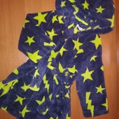 Bluezoo махровый халат, на 1,5-2 года, на рост 92