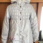 Куртка, на осень, р. 175 см , es style. состояние отличное