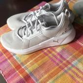 Кроссовки Puma белые