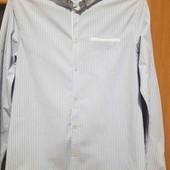 мужская рубашка в отличном состоянии, ХХL
