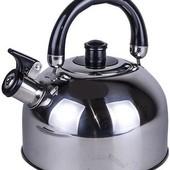 Чайник А-Плюс wk 1321 металлический 2.5л со свистком | Чайник А-Плюс 1324 |
