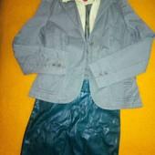 Esprit Пиджак + юбка