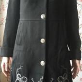 Брендовое пальто ricco