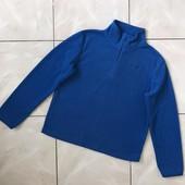 Стоп ,флиска❤ Фирменный флисовый свитер/джемпер/кофта,9/10 лет❤ Много лотов!