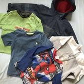 Пакет одягу для дому на 4-5 років зріст 104-110