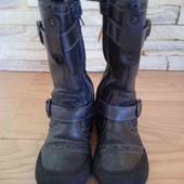 сапожки демисезонные стелька 14 см, туфельки в подарок