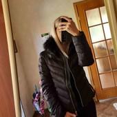 Курточка фірма H&M розмір S пухова