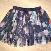 Фатиновая юбка для малишки замеры на фото