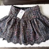 Женская юбка на подкладке можно в школу
