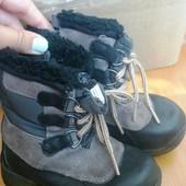 Ботинки 15,5 см демісезонні