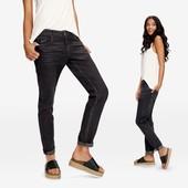 стильные джинсы girlfriend by heidi klum евро 34