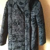 Очень классная зимняя куртка 46 р