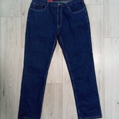 Фирменные новые коттоновые мужские джинсы р.38-34