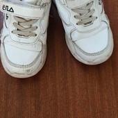 кроссовки, стелька 17 см