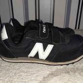 Кросівки New Balance(устілкв18см)